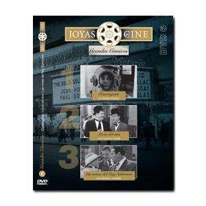 Joyas del cine - Joyas del Cine 6 - Grandes Cómicos - El Navegante / Locos del Aire / Las Minas del Rey (Últimas Unidades)