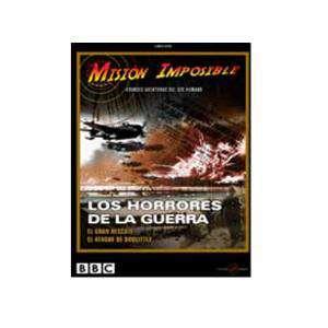 Misión Imposible - Misión Imposible: Los horrores de la guerra (Últimas Unidades)