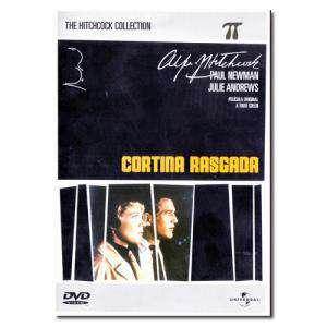 Paul Newman - DVD Paul Newman - Cortina Rasgada (Últimas Unidades)