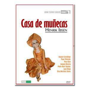 Teatro Clásico - Colección DVD Teatro Clásico en Español - Casa de Muñecas (Últimas Unidades)