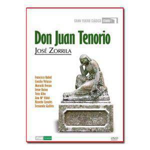 Teatro Clásico - Colección DVD Teatro Clásico en Español - Don Juan Tenorio (Últimas Unidades)