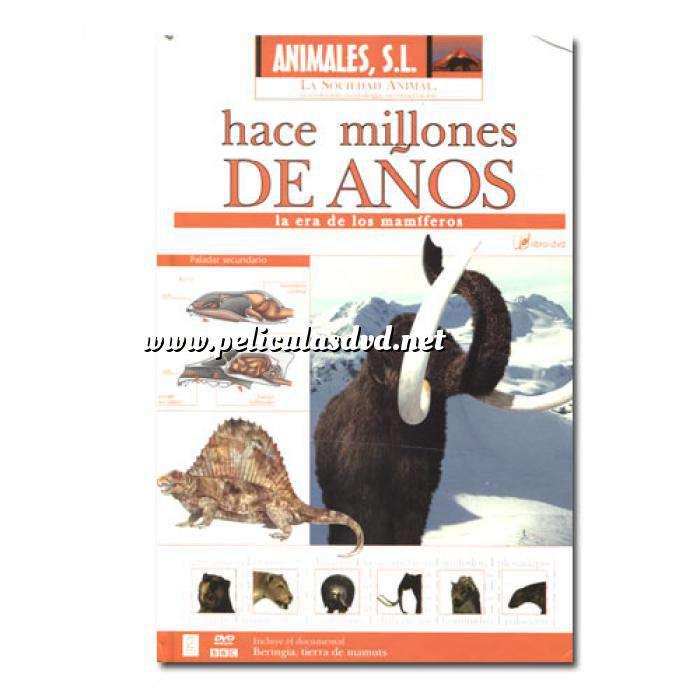 Imagen Animales S.L. DVD Animales S.L. - Hace Millones de años (Últimas Unidades)