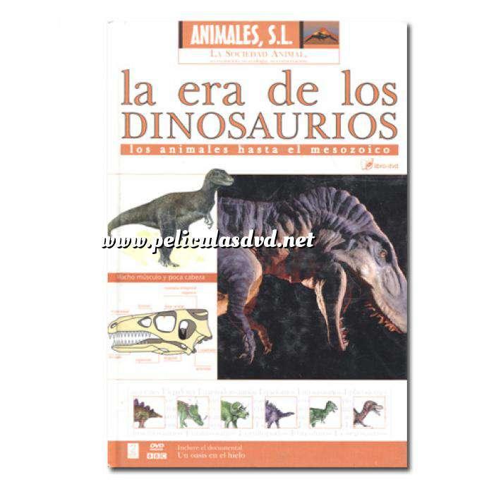 Imagen Animales S.L. DVD Animales S.L. - La era de los dinosaurios (Últimas Unidades)