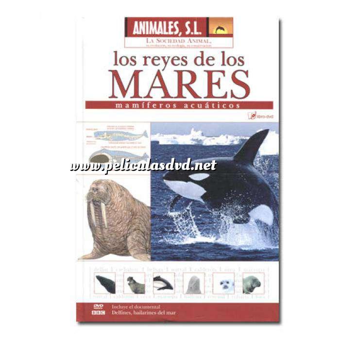 Imagen Animales S.L. DVD Animales S.L. - Los reyes de los mares (Últimas Unidades)