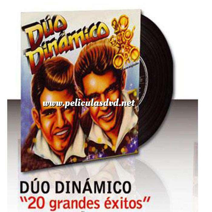 Imagen Discos de Vinilo El dúo dinámico - 20 éxitos de oro - Vinilo (Últimas Unidades)