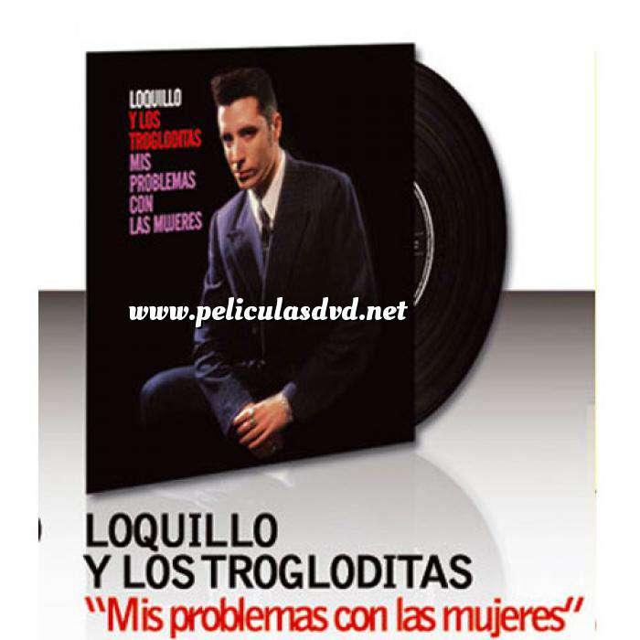 Imagen Discos de Vinilo Loquillo y los trogloditas - mis problemas con las mujeres (Últimas Unidades)