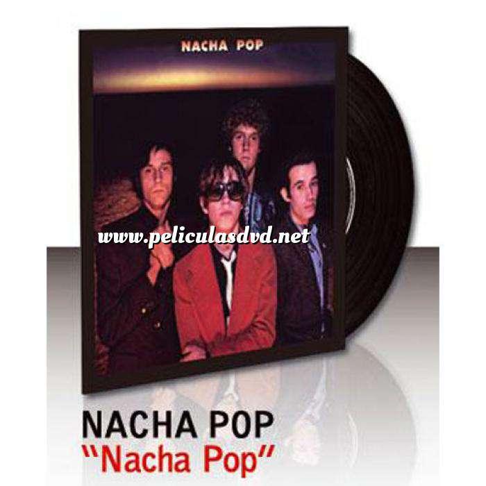 Imagen Discos de Vinilo Nacha Pop (Últimas Unidades)