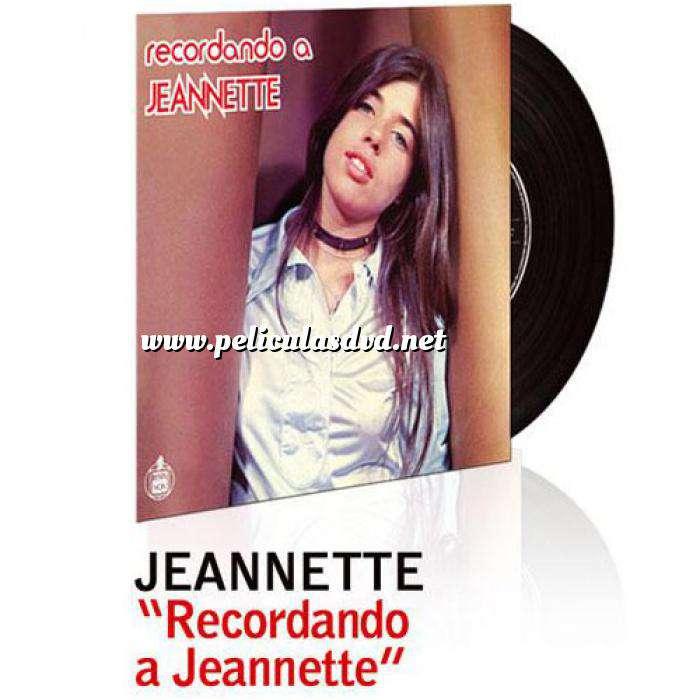 Imagen Discos de Vinilo Recordando a Jeannette (Últimas Unidades)