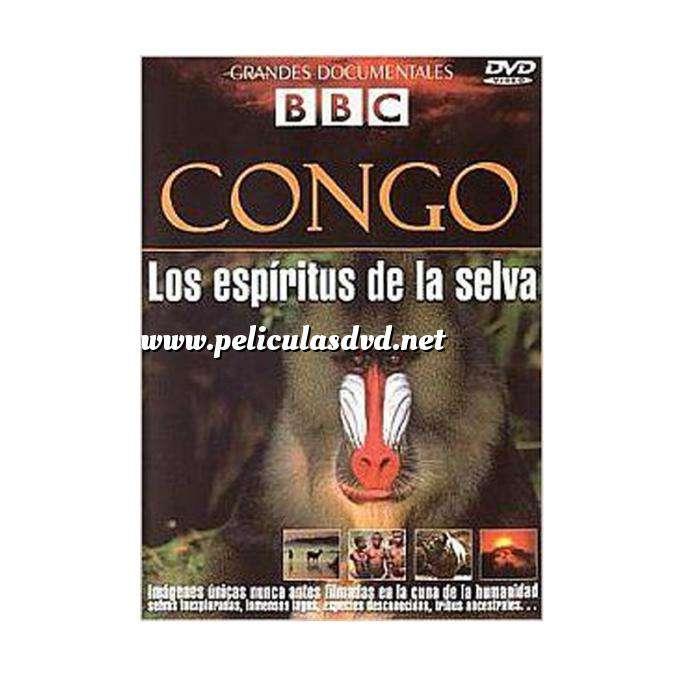 Imagen Documentales Documental: Congo - Los Espíritus de la Selva (Últimas Unidades)