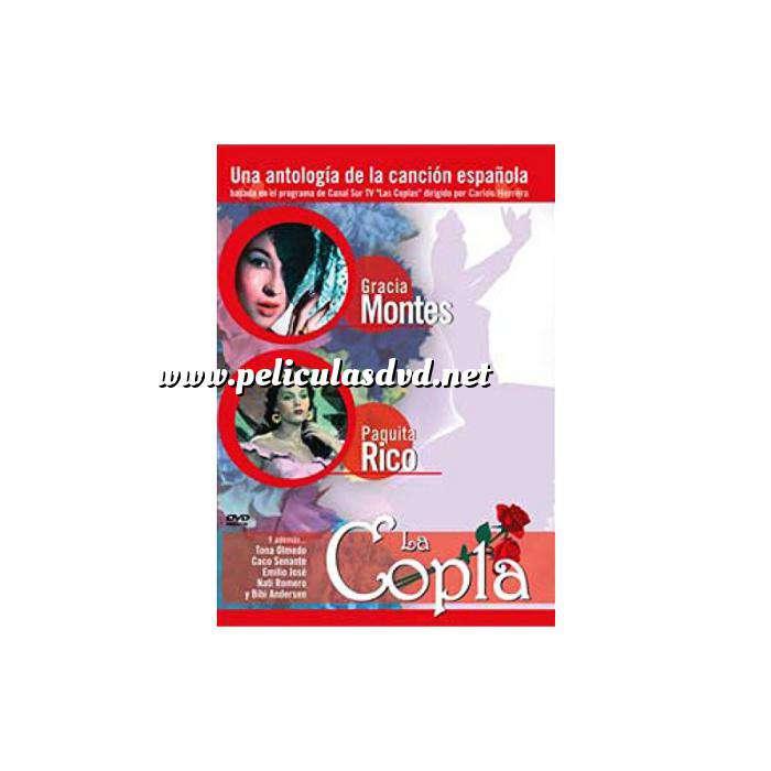 Imagen La Copla La Copla: Gracia Montes y Paquita Rico (Últimas Unidades)