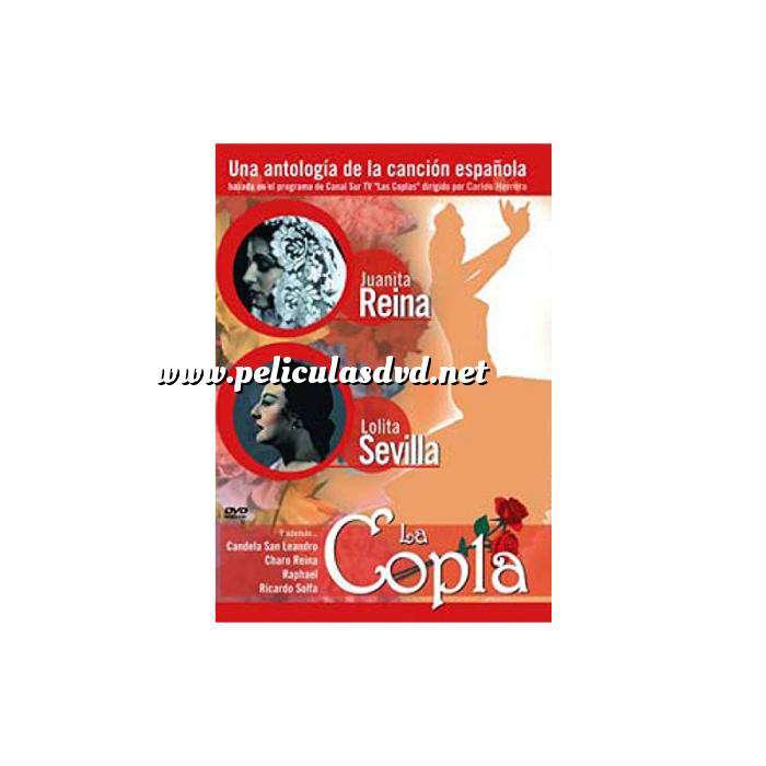 Imagen La Copla La Copla: Juanita Reina y Lolita Sevilla (Últimas Unidades)