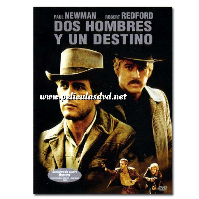 Imagen Paul Newman DVD Paul Newman - Dos hombres y un destino (Últimas Unidades)