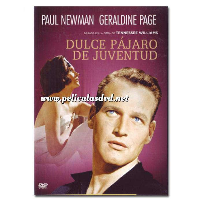Imagen Paul Newman DVD Paul Newman - Dulce pájaro de Juventud (Últimas Unidades)