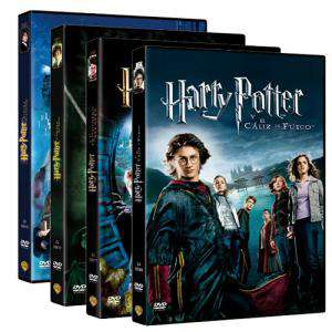 Colecciones CD/DVD_Harry Potter