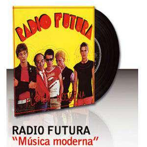 Discos de Vinilo - Radio Futura - música moderna - Vinilo (Últimas Unidades)