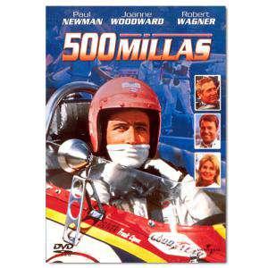 Paul Newman - DVD Paul Newman - 500 Millas