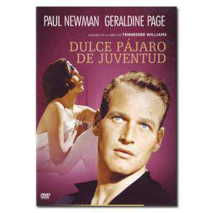 Paul Newman - DVD Paul Newman - Dulce pájaro de Juventud (Últimas Unidades)