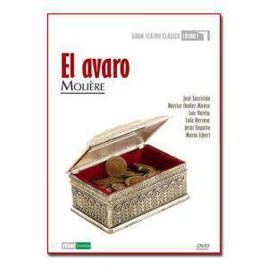 Teatro Clásico - Colección DVD Teatro Clásico en Español - El Avaro (Últimas Unidades)