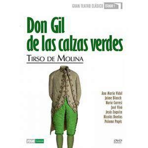 Teatro Clásico - Colección DVD Teatro Clásico en Español - Un drama nuevo (Últimas Unidades)