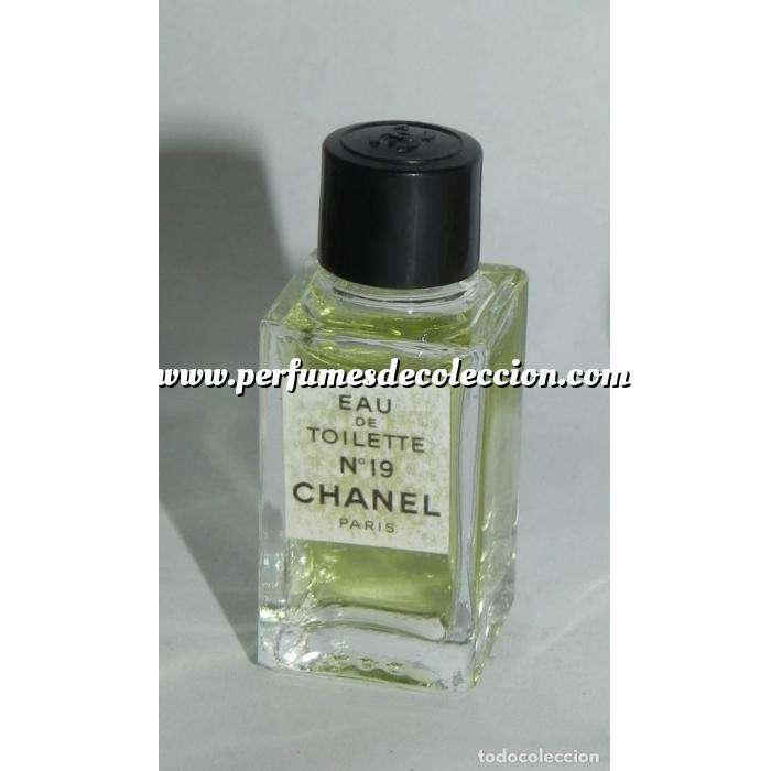 Imagen COLECCIONISTA Sin Caja Chanel Nº19 Eau de Parum by Chanel Paris SIN CAJA (Últimas Unidades)