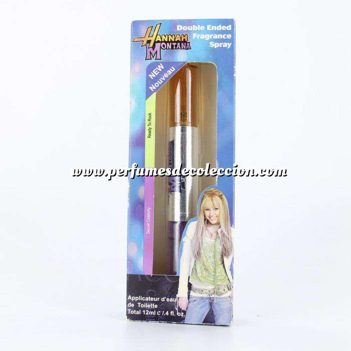 Imagen EDICIONES ESPECIALES Hannah Montana Edición 2: Ambar más Violeta (6ml. x2) EDICIÓN ESPECIAL (Últimas Unidades)