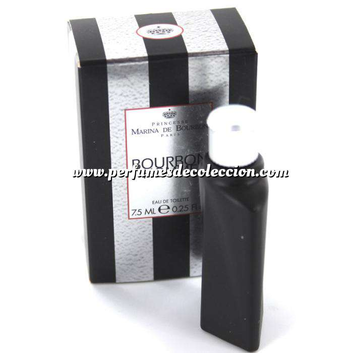 Imagen Mini Perfumes Hombre Bourbon Homme Eau de Toilette by Princesse Marina de Bourbon 7.5ml. (Últimas Unidades)