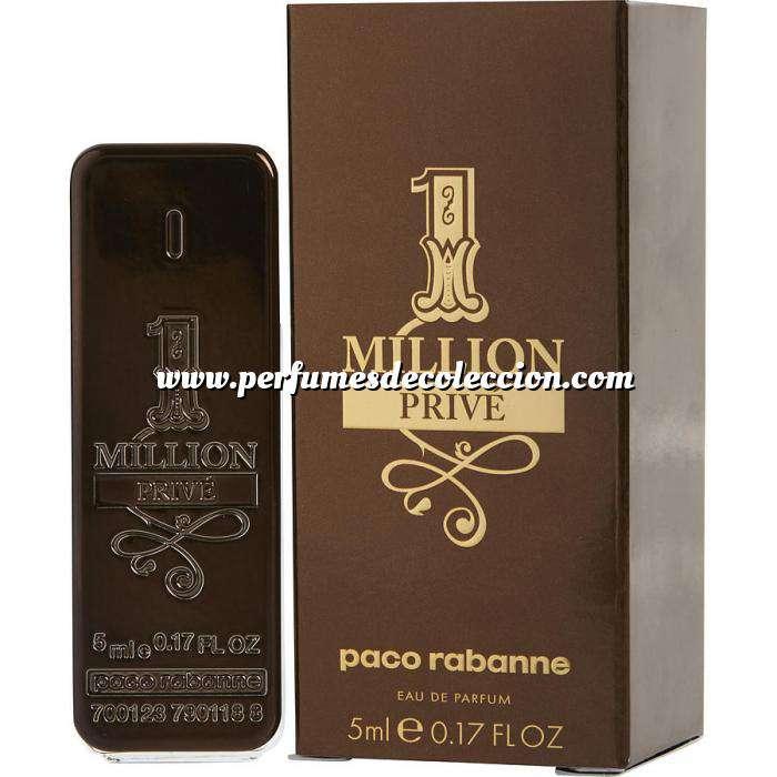 Imagen Mini Perfumes Hombre One Million Prive EDP by Paco Rabanne 5ml. (Últimas Unidades)