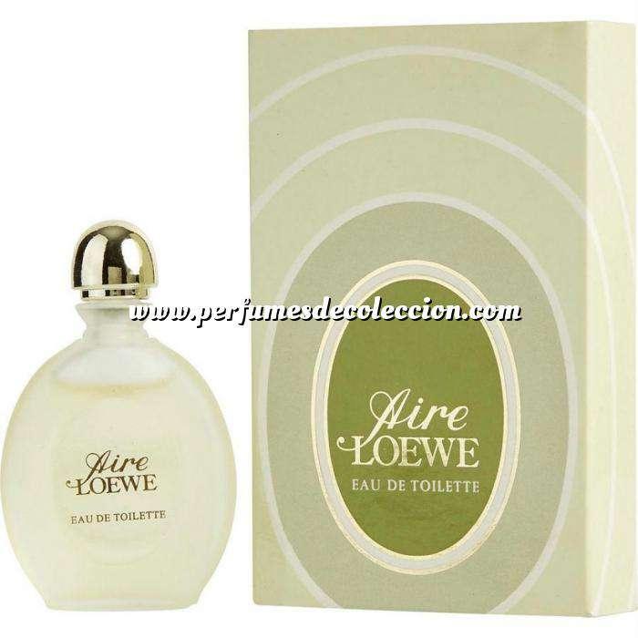 Imagen Mini Perfumes Mujer Aire Loewe Eau de Toilette by Loewe 5ml. (Ideal Coleccionistas) (Últimas Unidades)