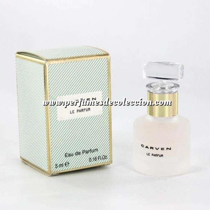 Imagen Mini Perfumes Mujer Carven Le Parfum Eau de Parfum by Carven 5ml. (Últimas Unidades)