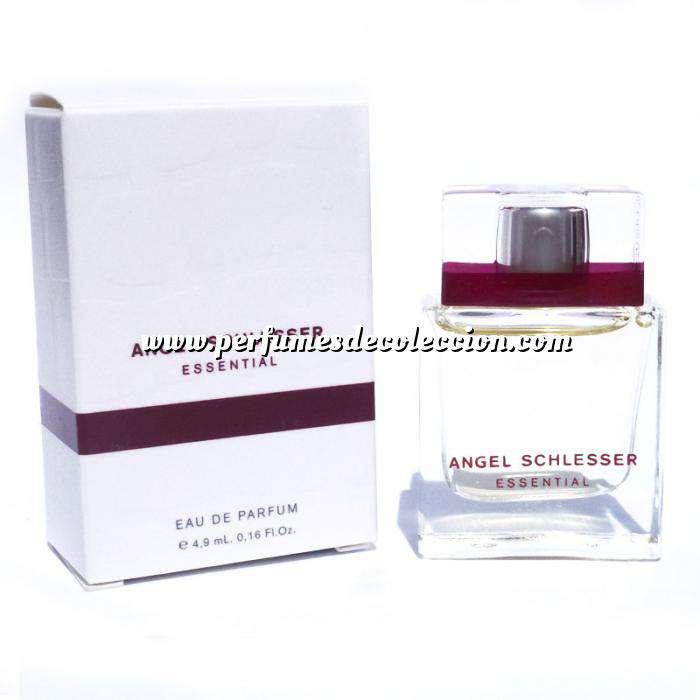 Imagen Mini Perfumes Mujer Essential Eau de Parfum by Angel Schlesser 4.9ml. (Últimas Unidades)