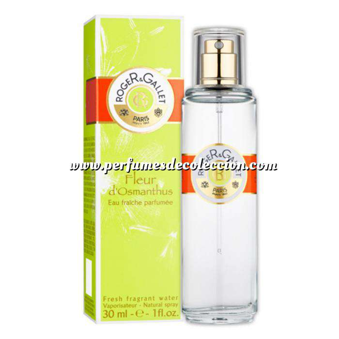 Imagen Mini Perfumes Mujer Fleur d´Osmanthus EDP by Roger y Gallet 30ml. (Últimas Unidades)