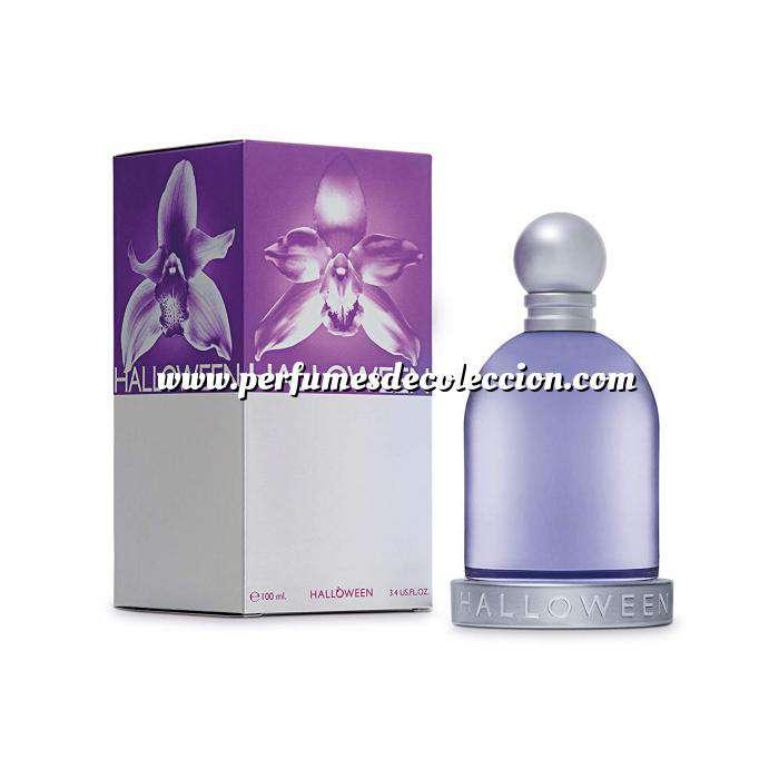 Imagen Mini Perfumes Mujer Halloween Eau de Toilette de Jesús del Pozo 4,5ml.