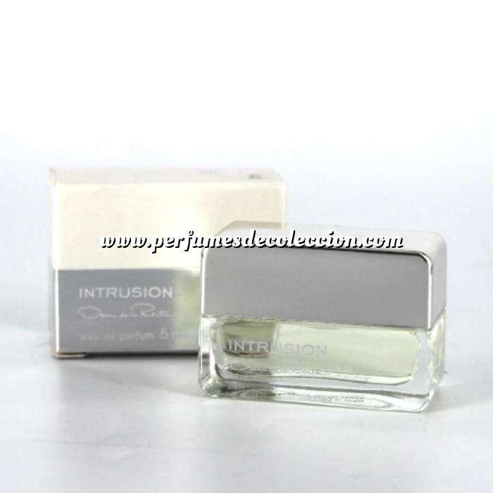Imagen Mini Perfumes Mujer Intrusion Eau de Parfum by Oscar de la Renta 5ml. (Últimas Unidades)