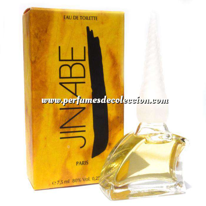 Imagen Mini Perfumes Mujer Jinabe Eau de Tiolette by Jinabe 7,5ml. (Últimas Unidades)