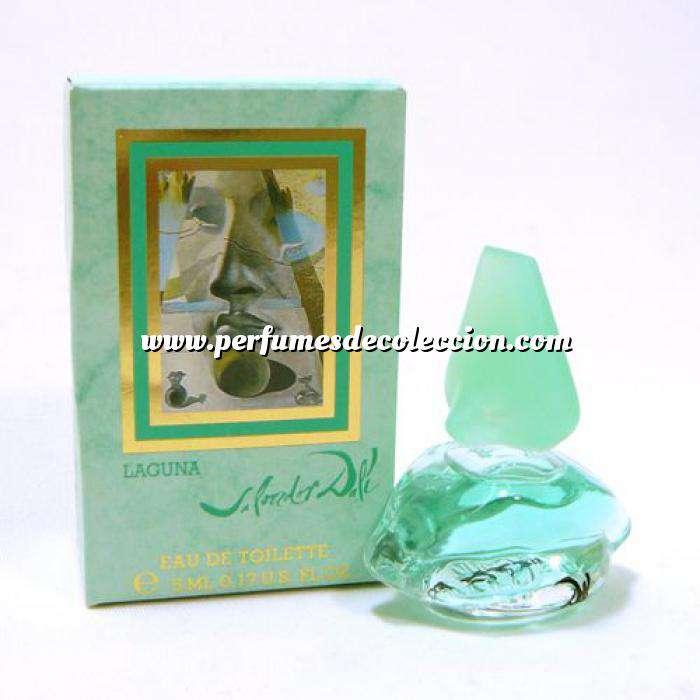 Imagen Mini Perfumes Mujer Laguna Eau de Toilette by Salvador Dalí 5ml. (Últimas Unidades)