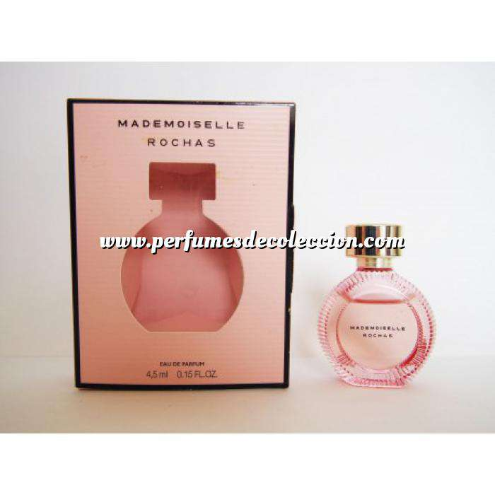 Imagen Mini Perfumes Mujer Mademoiselle Rochas Eau de parfum 4.5ml (Últimas Unidades)