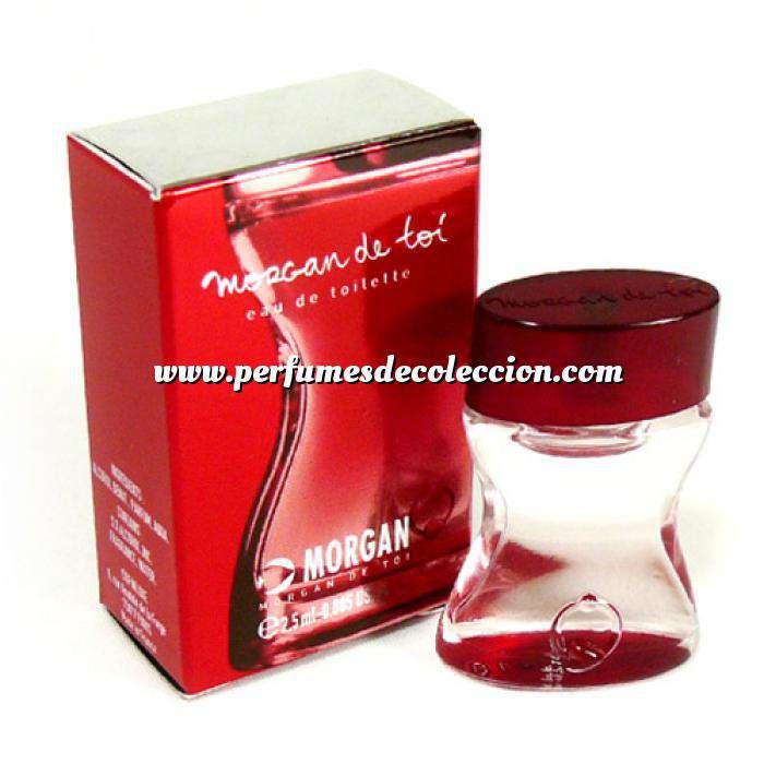 Imagen Mini Perfumes Mujer Morgan de Toi Eau de Toilette (Últimas Unidades)