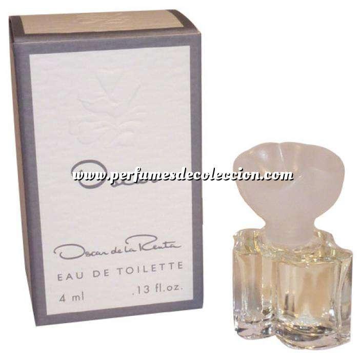 Imagen Mini Perfumes Mujer Oscar Eau de Toilette by Oscar de la Renta 4ml. (Ideal Coleccionistas) (Últimas Unidades)