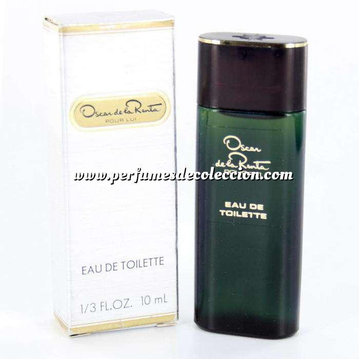 Imagen Mini Perfumes Mujer Oscar de la Renta Pour Lui Eau de Toilette by Óscar de la Renta 10ml. (Ideal Coleccionistas) (Últimas Unidades)