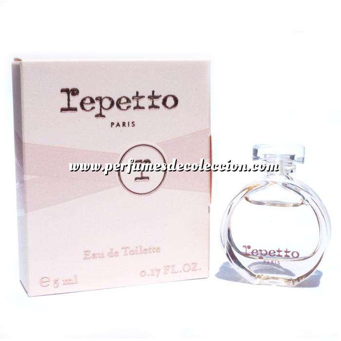 Imagen Mini Perfumes Mujer R Eau de Toilette by Repetto 5ml. (Últimas Unidades)