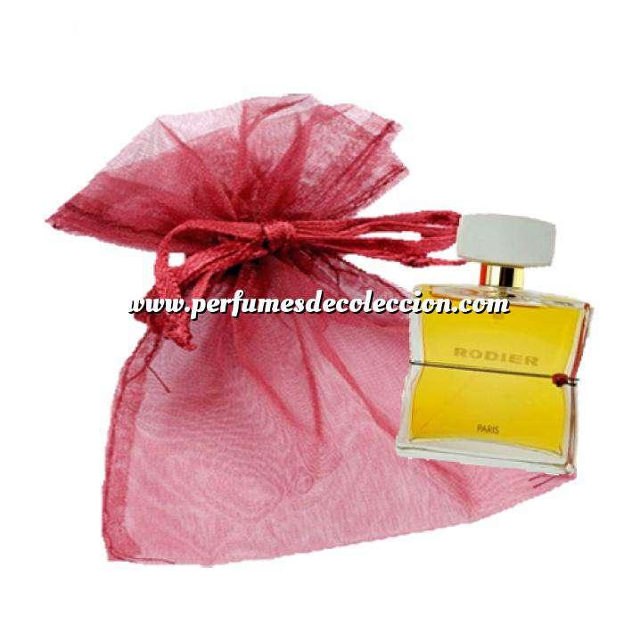 Imagen Mini Perfumes Mujer Rodier by Rodier para mujer en bolsa de organza (Ideal Coleccionistas) (Últimas Unidades)