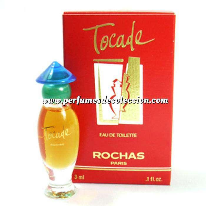 Imagen Mini Perfumes Mujer Tocade Eau de Toilette by Rochas 3ml. (Últimas Unidades)