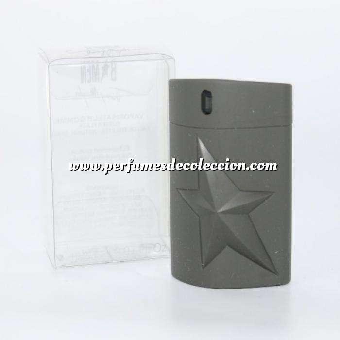 Imagen -Mini Perfumes Hombre B-Men Eau de Toilette (Caja transparente) by Thierry Mugler 2ml. (Últimas Unidades)
