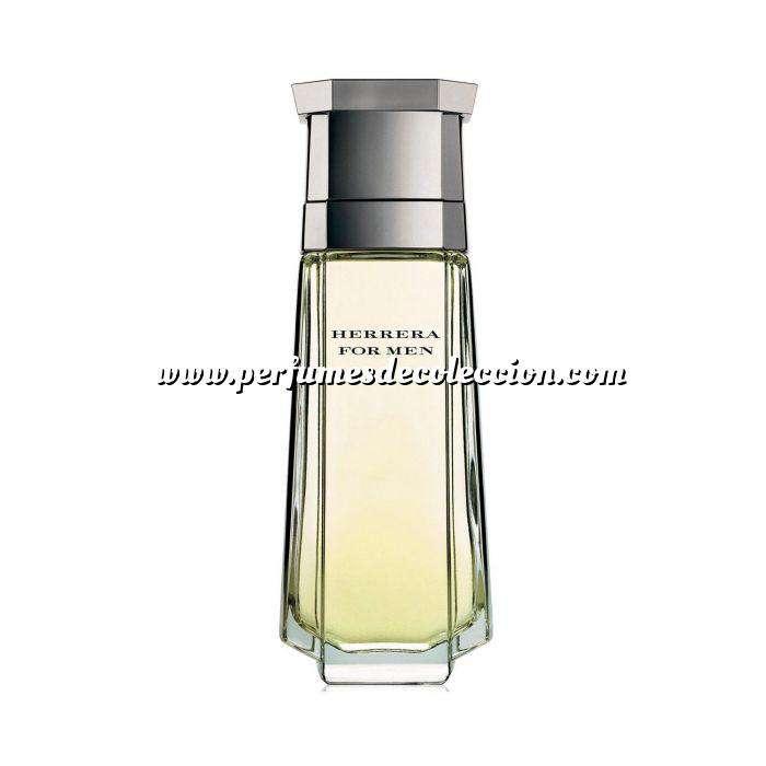 Imagen -Mini Perfumes Hombre Herrera For Men de Carolina Herrera. SIN CAJA (Últimas Unidades)