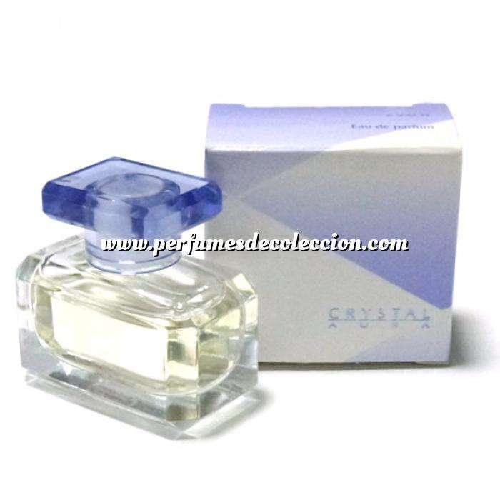 Imagen -Mini Perfumes Mujer Crystal Aura Eau de Parfum de Avon - Caja ligeramente deteriorada (Ideal Coleccionistas) (Últimas Unidades)
