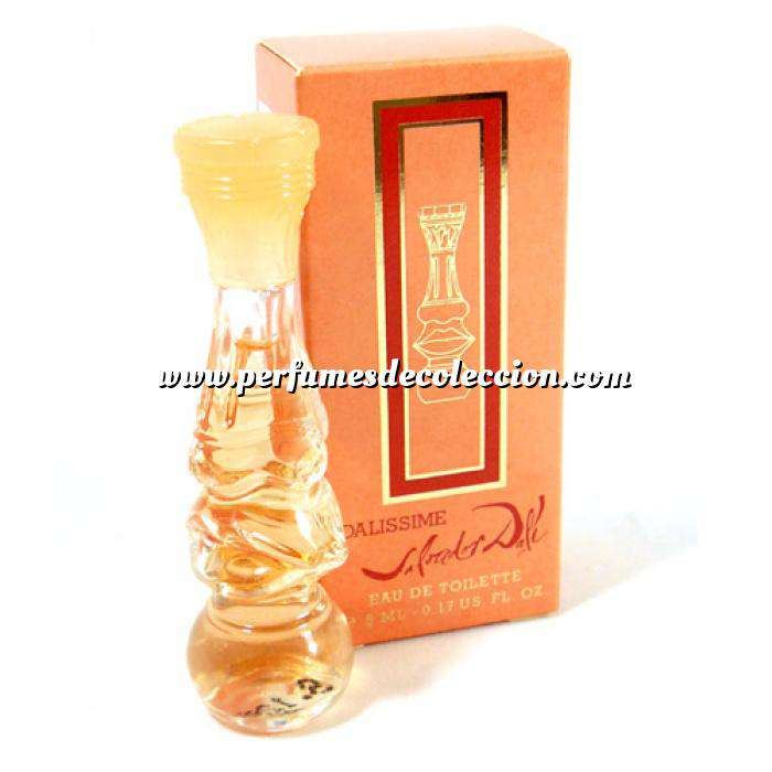 Imagen -Mini Perfumes Mujer Dalissime Eau de Toilette by Salvador Dalí 5ml. (Últimas Unidades)