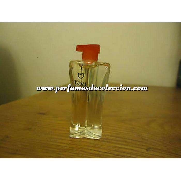 Imagen -Mini Perfumes Mujer I love you Eau de Parfum by Molyneux 5ml. (Ideal Coleccionistas) SIN CAJA (Últimas Unidades) (duplicado)