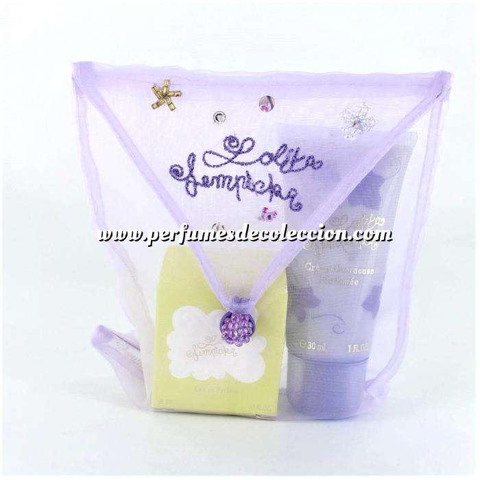 Imagen -Mini Perfumes Mujer Lolita Lempicka (Eau de Parfum 5ml. más Body Lotion 30ml.) en bolsa especial EDICIÓN ESPECIAL (Últimas Unidades)