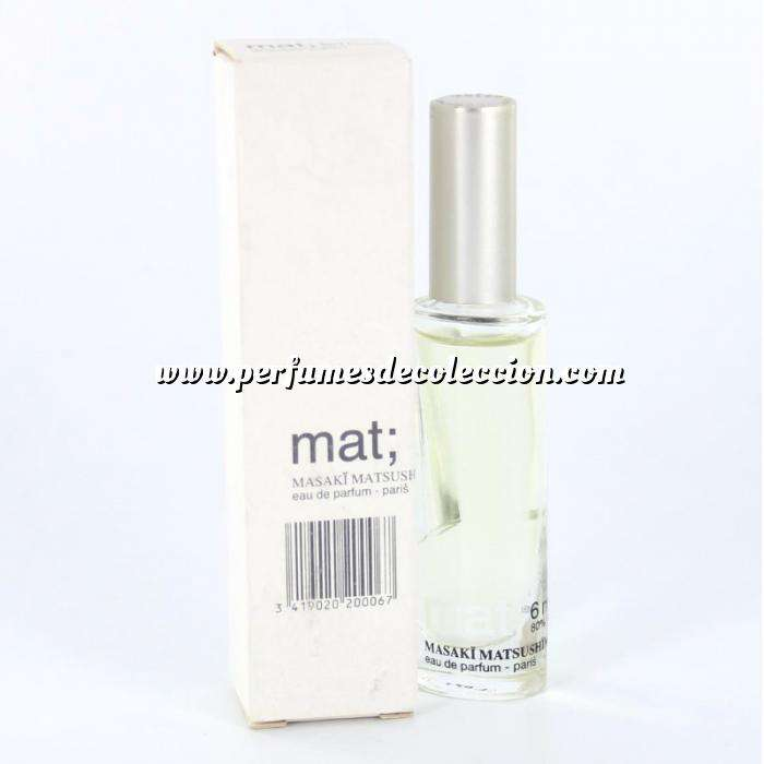 Imagen -Mini Perfumes Mujer Mat Eau de Parfum by Masakï Matsushïma 6ml. (Últimas Unidades)