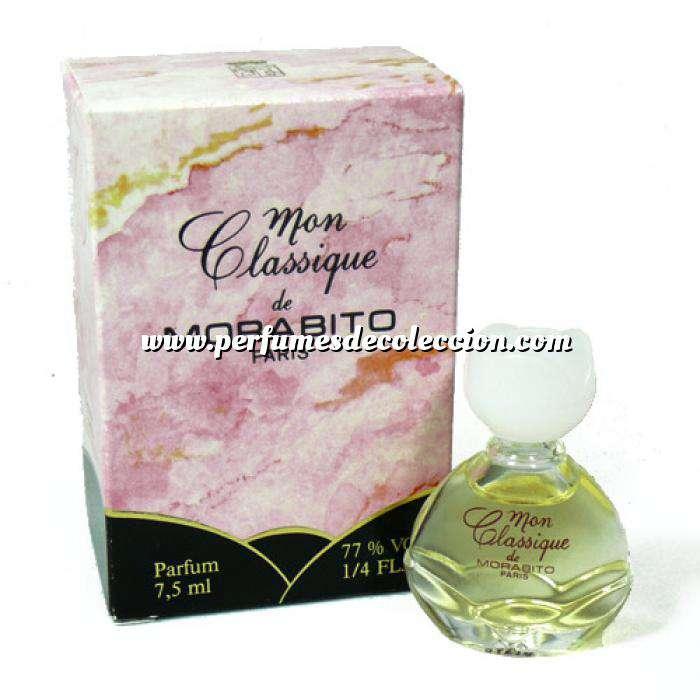 Imagen -Mini Perfumes Mujer Mon Classique Parfum by Pascal Morabito 7.5ml. (Ideal Coleccionistas) (Últimas Unidades)